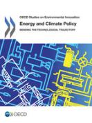 book cover for the publication Energy and Climate Policy: Bending the Technological Trajectory