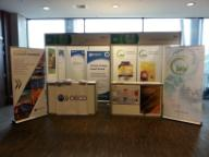 COP19 - OECD publications stand