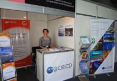 COP 20 - OECD stand