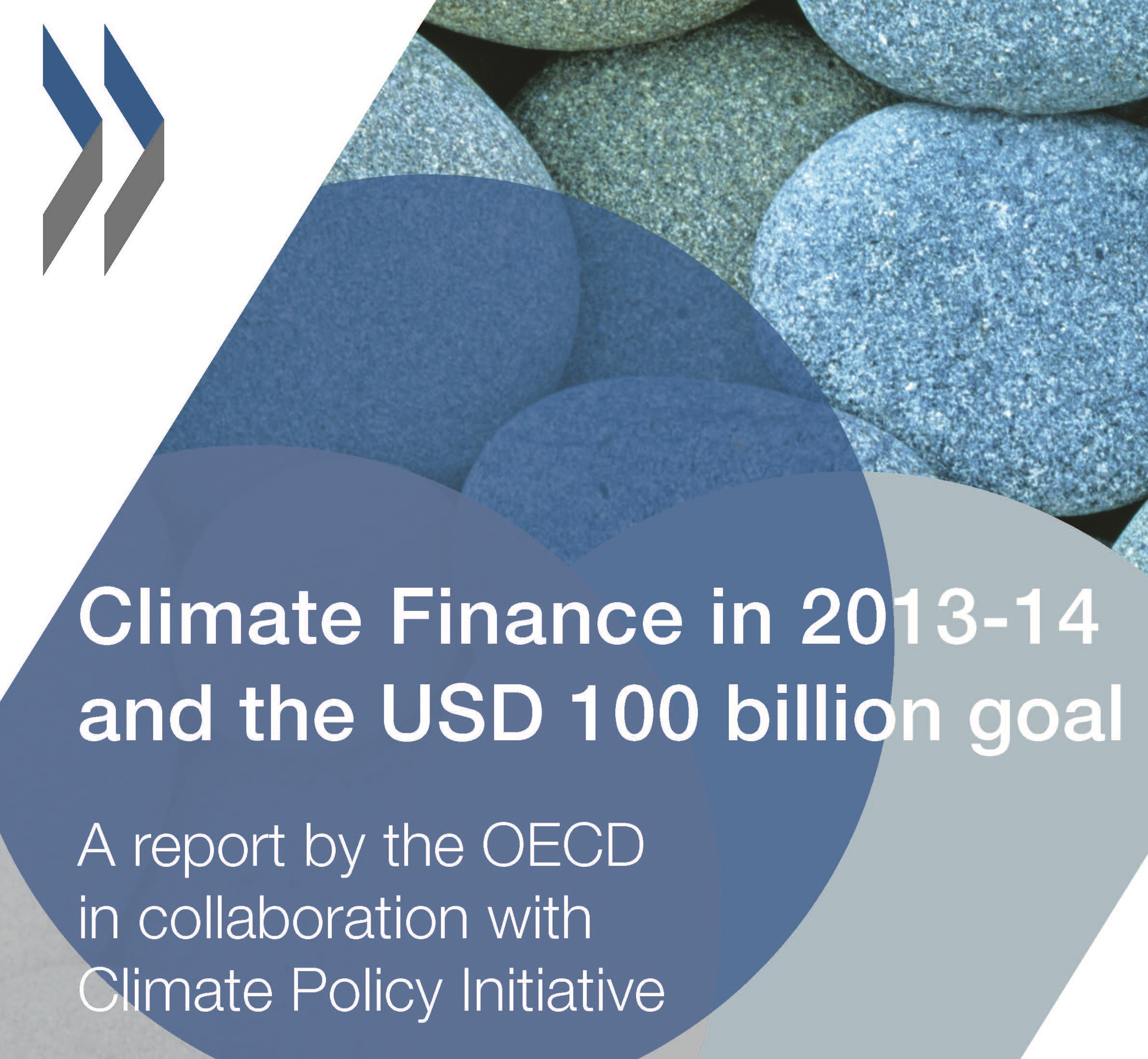Climate finance report cover ENV focus