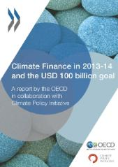 OECD-CPI Climate Finance Report -cover