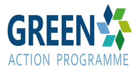 GREEN Action Programme Logo