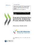 Research Collaborative - Cover page - Exploring Potential Data Sources for Estimating PCF