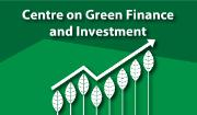 green finance centre icon for OECD #COP22 website