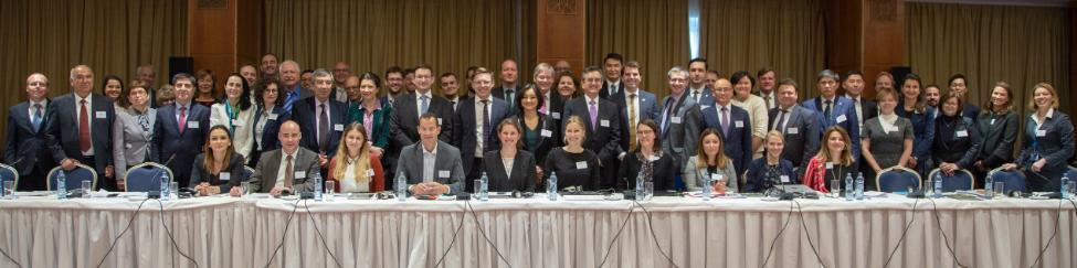 2018 OECD Green Action Task Force Annual Meeting: Group Photo