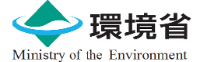 color logo Ministry or Environment Japan (ENG-JAP)