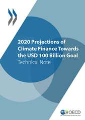 Research Collaborative - cover page 169x241 2020 Projections of Climate Finance Towards the USD 100 Billion Goal
