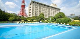 photo of Tokyo Prince Hotel - pool view