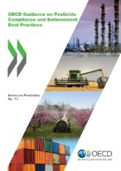 This is the coverpage of OECD Guidance on Pesticide Compliance and Enforcement Best Practices