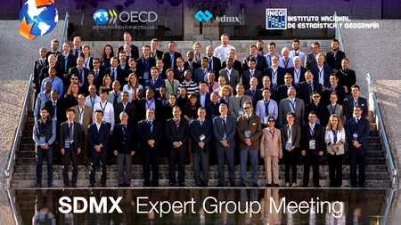 Meeting of the Expert Group on Statistical Data and Metadata Exchange (SDMX), 17-20 October 2016, Mexico