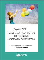 Beyond GDP: Measuring what counts for economic and social performance
