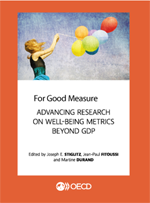 For Good Measure: Advancing Research on Well-Being Metrics Beyond GDP