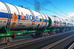 Biofuel energy transport