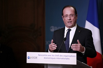 Francois Hollande discours organisations internationales