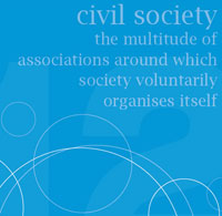 Partnering with civil society