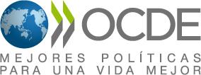Organización para la Cooperación y Desarrollo Económicos (OCDE) Organización que agrupa a 34 países miembros y su misión es promover políticas que mejoren el bienestar económico y social de las personas alrededor del mundo.