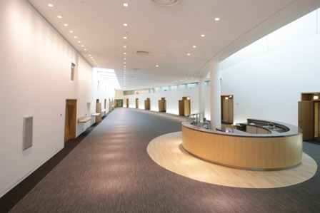 Foyer and Café Conference Centre