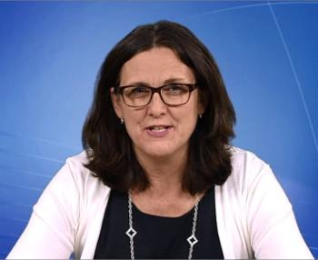 Video from EU Trade Commissioner Cecilia Malmström to the 5th Global Review of Aid for Trade