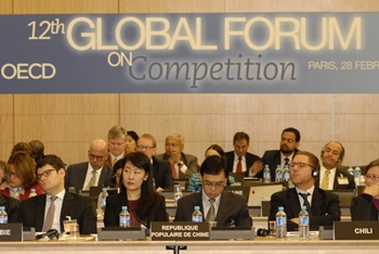 Participants at the 2013 Global Forum on Competition