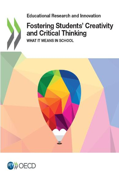 Creativity and Critical thinking Skills in School: Publication
