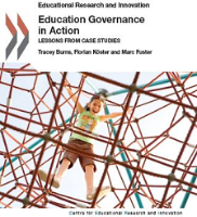 Book Cover - Education Governance in Action: Lessons from Case Studies