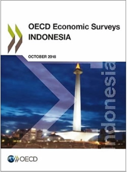 Cover of the 2018 Economic Surveys of Indonesia