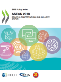 cover of the ASEAN SME Policy Index 2018 edition
