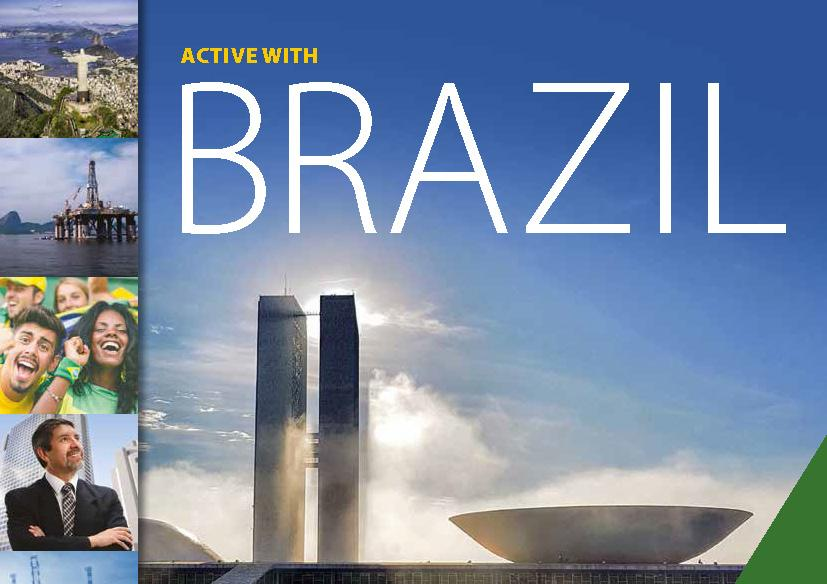 Active with Brazil cover