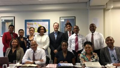 The OECD's Global Relations Secretariat Division for Latin America and the Caribbean met with Ambassadors and Representatives of the Bahamas, Barbados, Belize, Cuba, Dominican Republic, Grenada, Guyana, Jamaica, Suriname and Trinidad and Tobago in Brussels to discuss the region's participation in the OECD LAC Regional Programme.