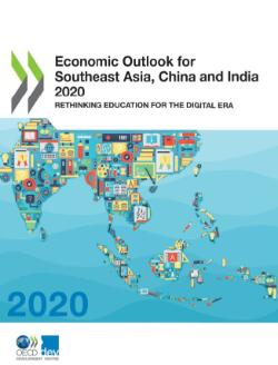 Cover of Economic Outlook for Southeast Asia 2020
