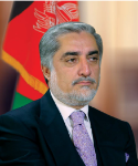 photo of Abdullah Abdullah, Chief Executive of the Government, Afghanistan