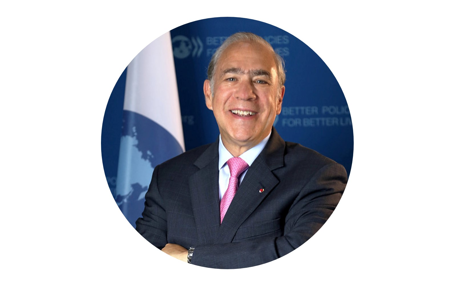 Angel Gurría, OECD Secretary-General
