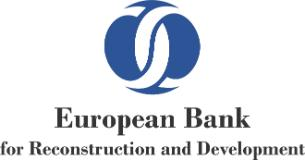The European Bank for Reconstruction and Development logo
