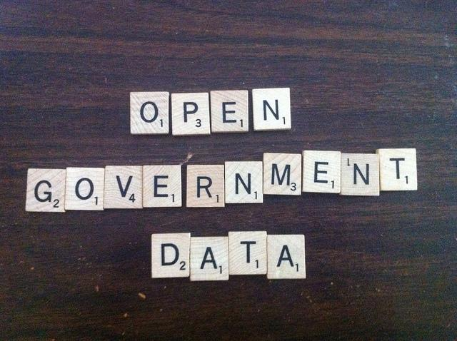 Open Government Data by Justin Grimes on flickr (CC BY-SA 2.0)