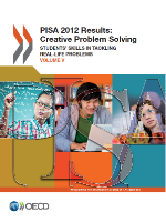 PISA 2012 Vol V problem solving cover