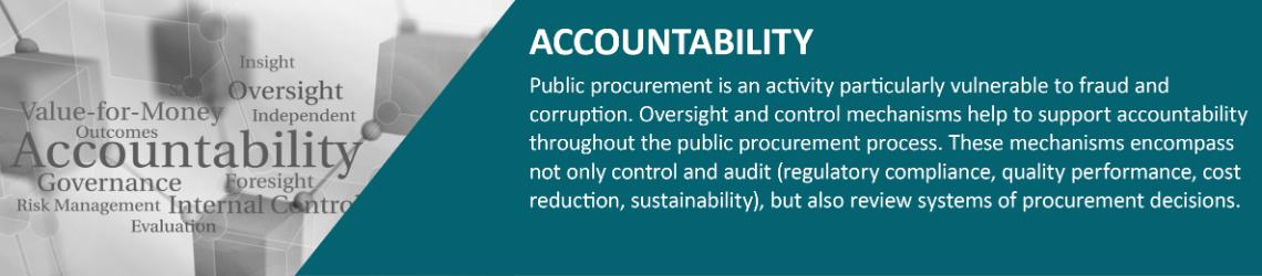 Accountability - Organisation for Economic Co-operation and
