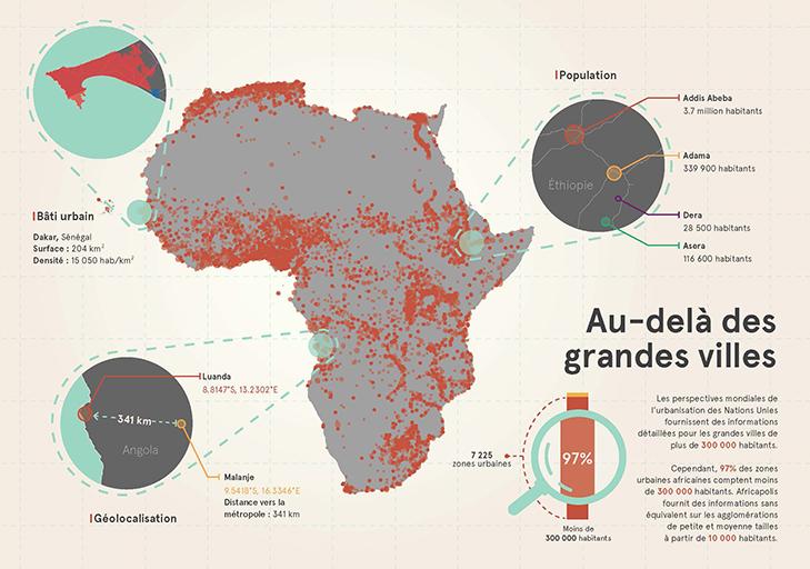 Carte Urbanisation Afrique.Africapolis Club Du Sahel Et De L Afrique De L Ouest Csao