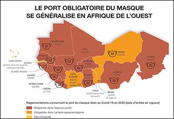 Coronavirus Ouest Afrique Club Du Sahel Et De L Afrique De L Ouest Csao