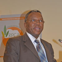 Mr. Marc Lapodini Atouga, ECOWAS Commissioner