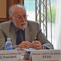 M. Manuel LOPEZ-BLANCO, Director, West and Central Africa, European External Action Service (EEAS)