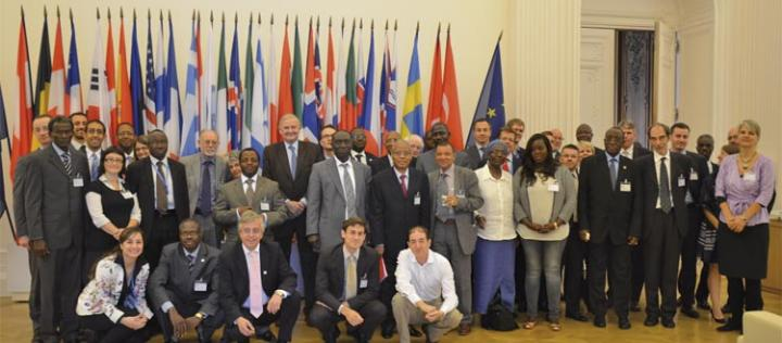 Participants of the Colloquium on the Security-Development Nexus